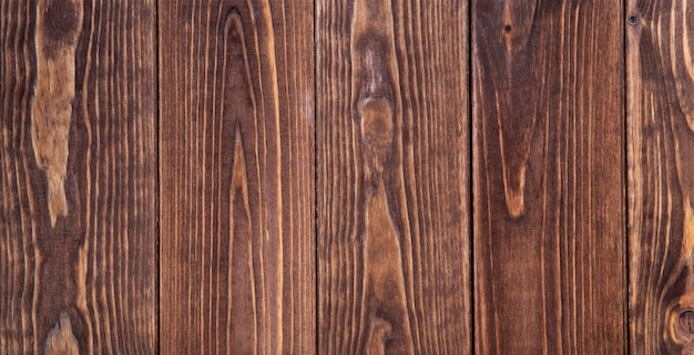 Wooden background, top view