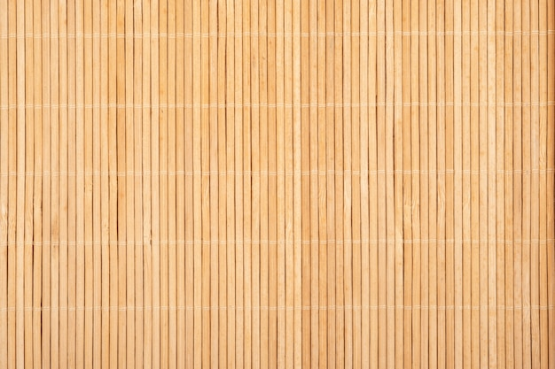 Wooden bamboo, wood texture background.