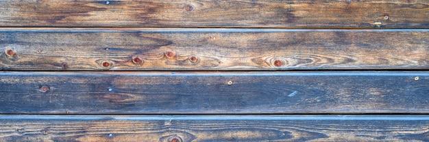 木の板の背景。