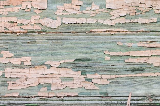 Wooden boards grunge background
