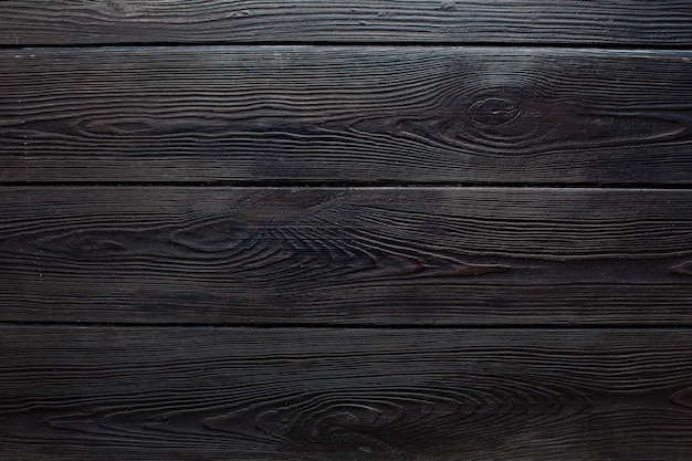 Wooden dark brown retro shabby planks wall ,table or floor texture banner background.wood desk photo mockup wallpaper design for decoration .