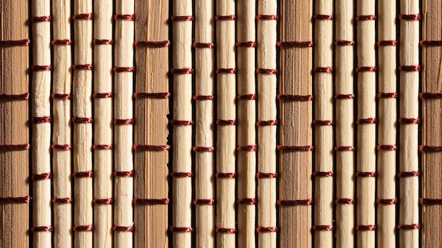 Wooden elements organic background