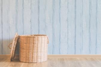 Wooden filter interior basket baskets