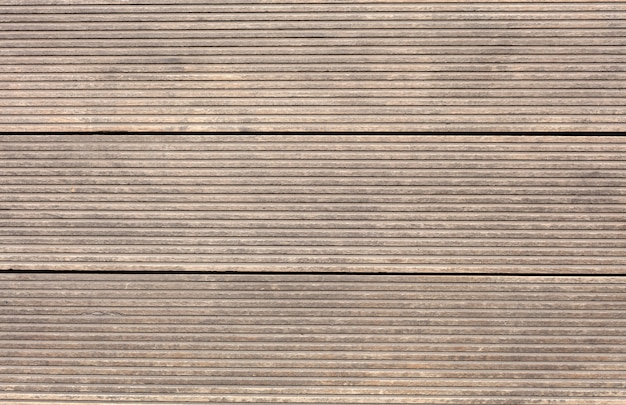 Wooden floor brown