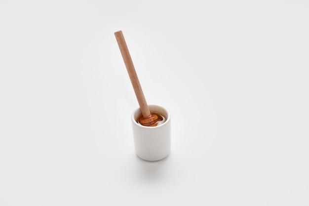 Wooden honey stick