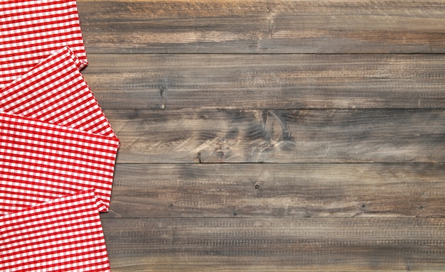 木製キッチンテーブルチェッカーテーブルクロス