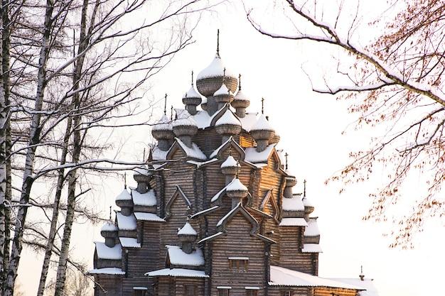 나무 늙은 러시아 정교회. 믿음, 종교 개념