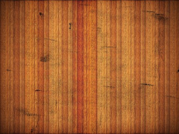 Wooden parquet flooring spoiled