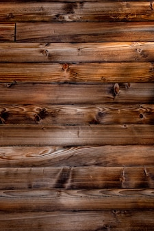 Wooden plank texture close up