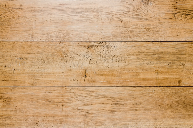 Wooden planks textured surface