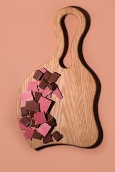 チョコレートのプラーク