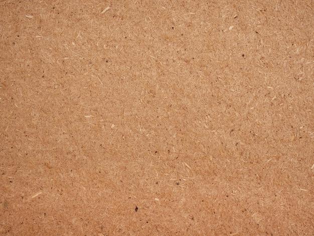 Материал деревянной тарелки для строительной темы. дсп. текстура древесноволокнистой плиты высокого увеличения. скопируйте пространство. абстрактный фон, пустой шаблон, можно использовать для монтажа ваших продуктов, винтажный цвет