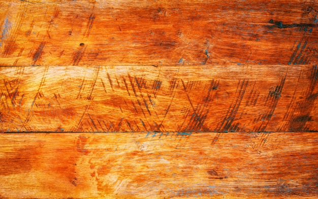 Wooden retro grunge background texture of oak boards