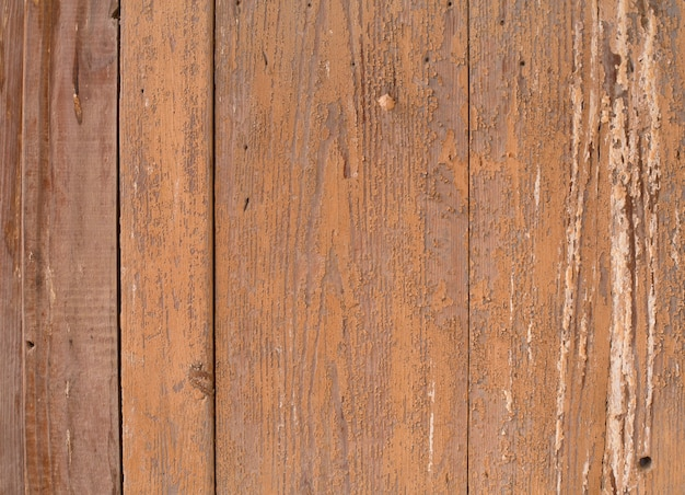 Superficie ruvida di legno