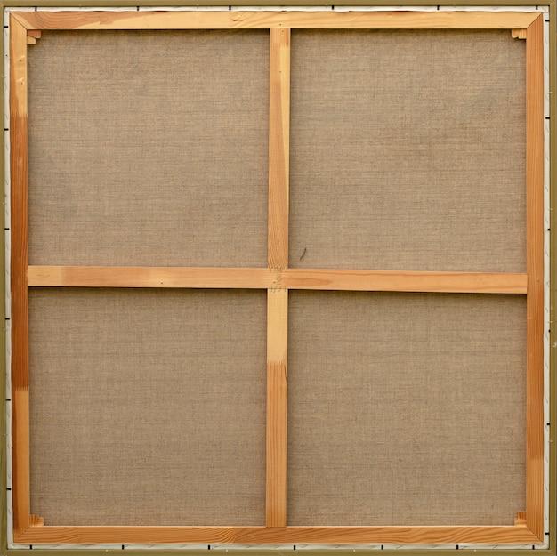 絵画用木製ストレッチャー、額縁
