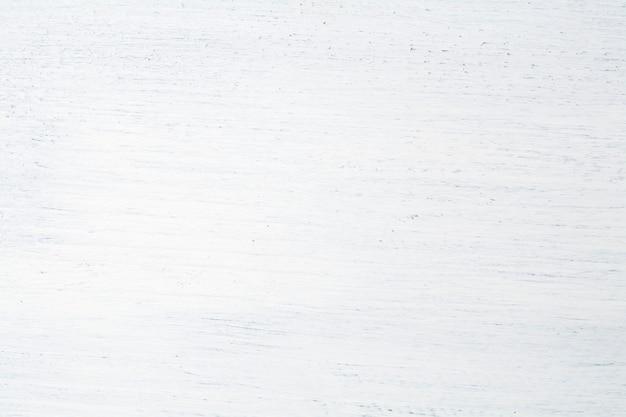 白の木製の表面