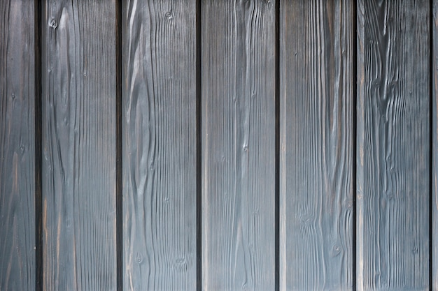 Wooden surface painted in gray