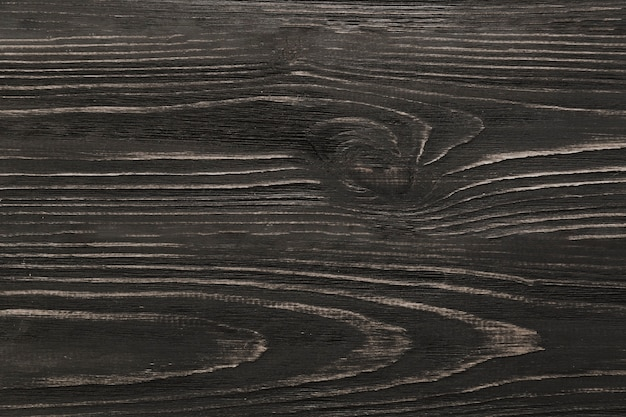 Wooden surface with aged appearance