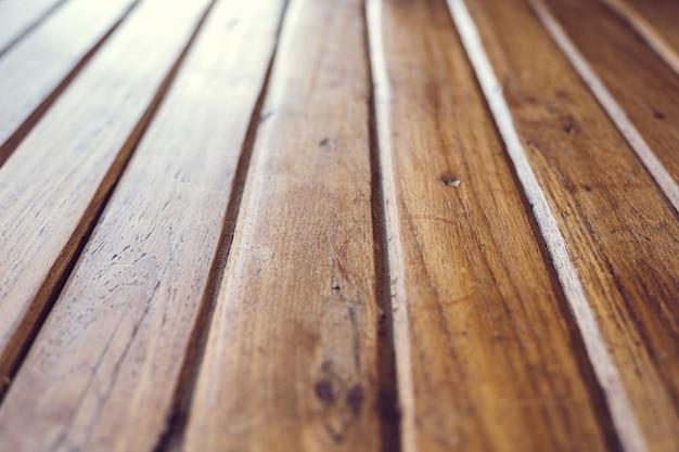 나무 테이블 세부 텍스처와 배경