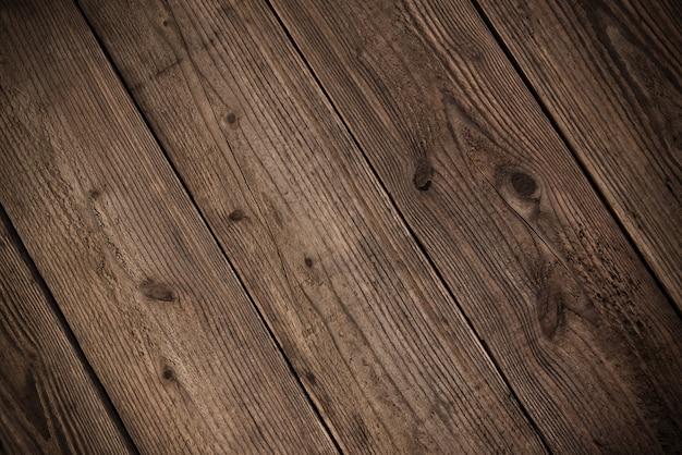木製のテクスチャ背景。茶色の木目テクスチャ、古い木目テクスチャ