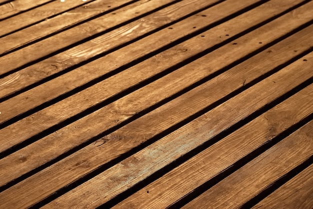 Wooden texture can be used for background