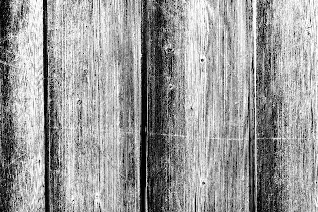 Wooden texture of grey color with scratches and cracks