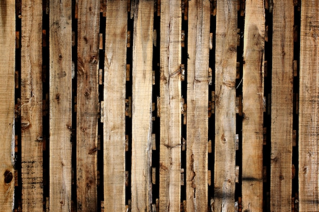 Wooden texture of pallets for background.
