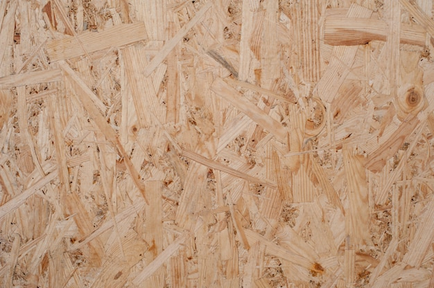 Wooden texture - particleboard