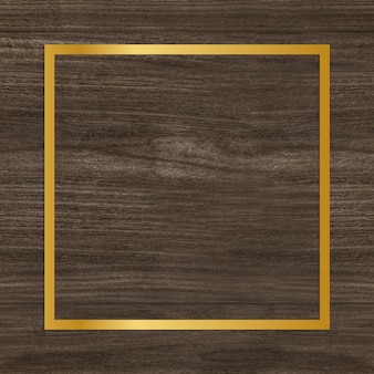 Wooden textured backdrop frame