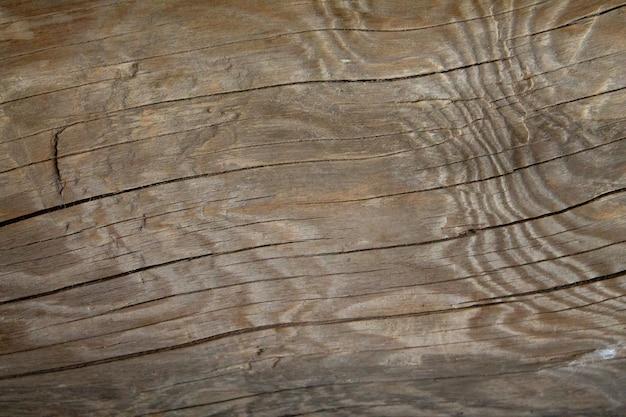 デザインのための木製のヴィンテージの背景スペース木製のテクスチャ空の水平面
