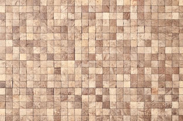 板の質感、インテリアデザインの素朴な背景を持つ木製の壁
