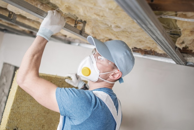 Wool home insulating