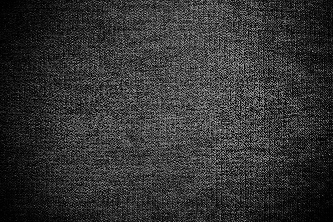 Wool rug with a textured