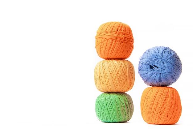 Шерстяная нить для вязания