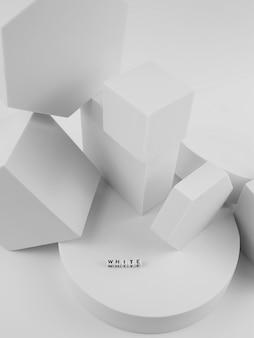 흰색 플랫폼 흑백의 word white