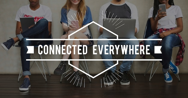 Коммуникационное соединение интернет-технология сообщество word