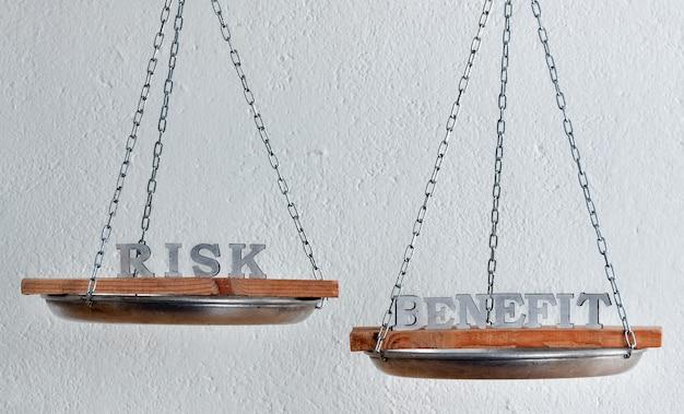 言葉のリスクとベネフィットのバランス
