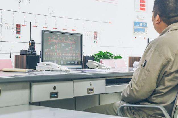 Работники диспетчерской