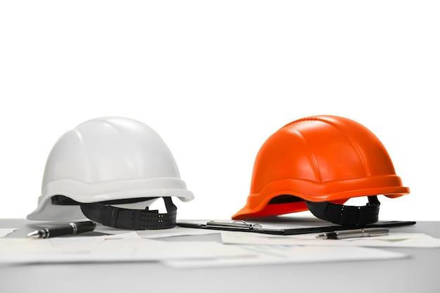建設マネージャーの職場。安全プロトコル。サイトにアクセスする前にお読みください。建設マネージャーのメモ。