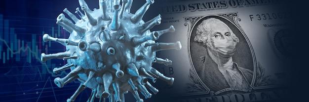 Мировая экономика и концепция вируса короны. влияние коронавируса на биржу.
