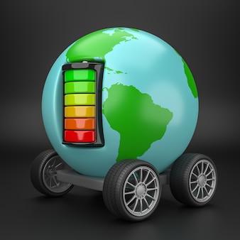 Мировая электрическая мобильность