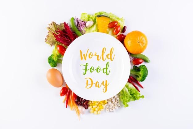 世界食料デー。