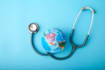 World health day symbolic concept
