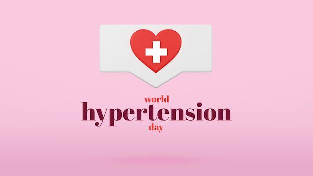 World hypertension day, 3d