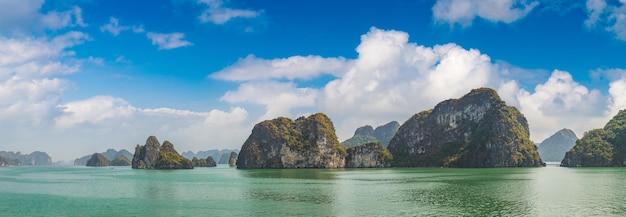 World natural heritage halong bay in vietnam