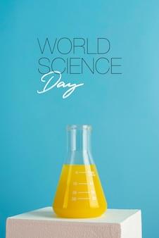 세계 과학의 날 연구 구성