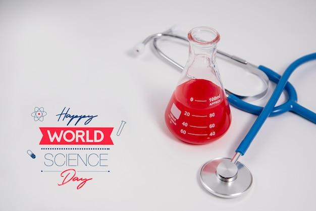Состав исследования всемирного дня науки