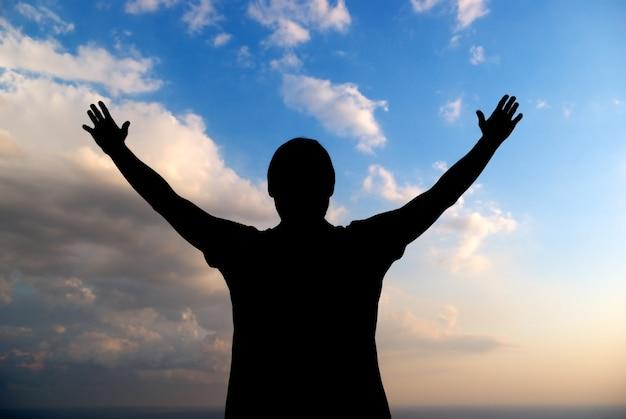 Поклонение богу