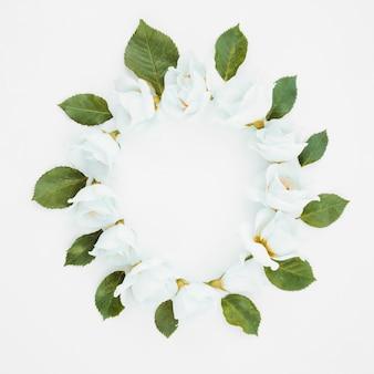 Wreath of flowers Free Photo