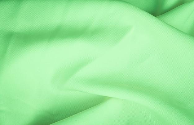 Wrinkled bed sheets